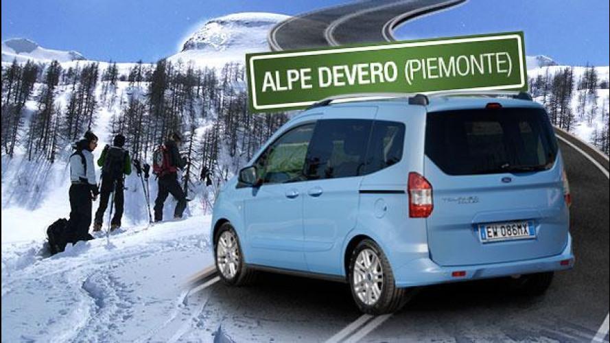 Sport invernali, sull'Alpe Devero non manca il divertimento