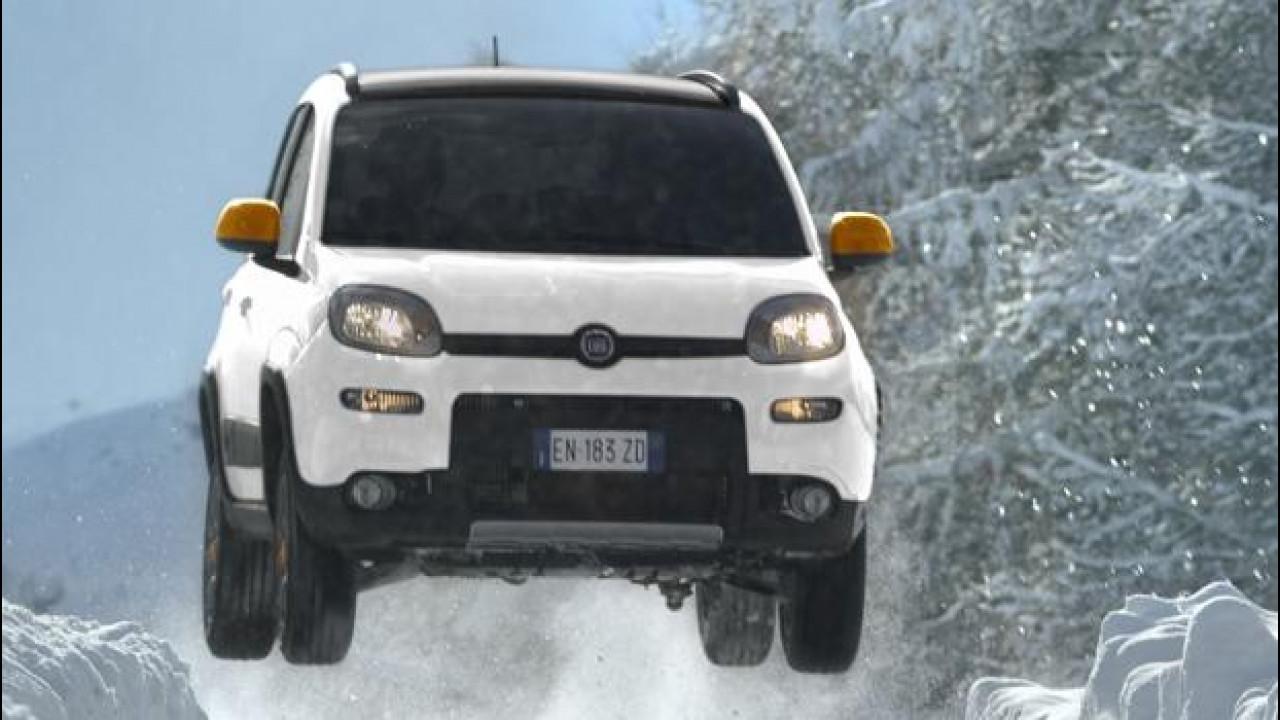 [Copertina] - Fiat Panda 4x4 Antartica, i prezzi