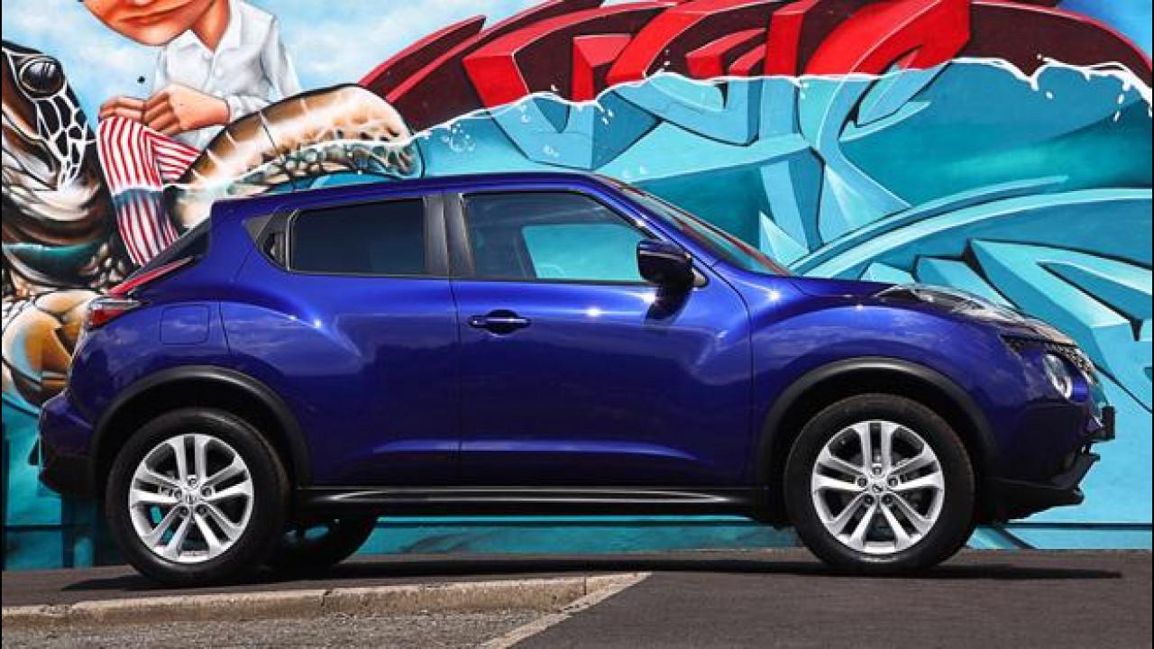 [Copertina] - Nissan Juke restyling ora è anche a GPL