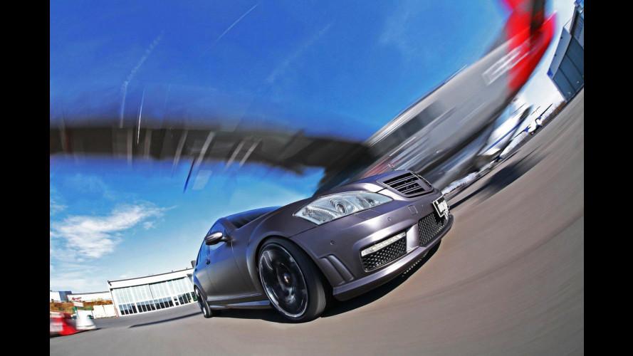 Mercedes S500 by Inden Design