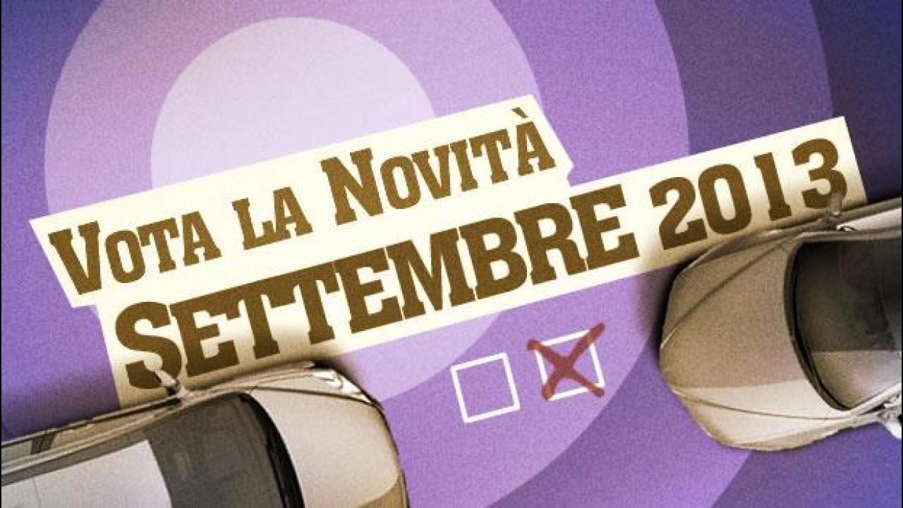 [Copertina] - Vota la novità di settembre 2013