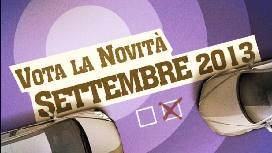 Vota la novità di settembre 2013