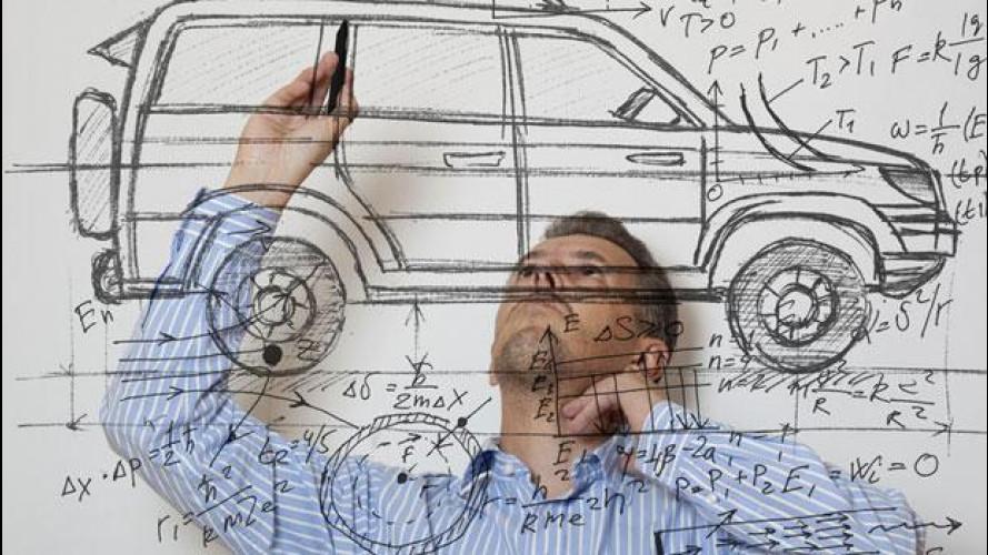 """Come si disegna una """"bella"""" auto"""