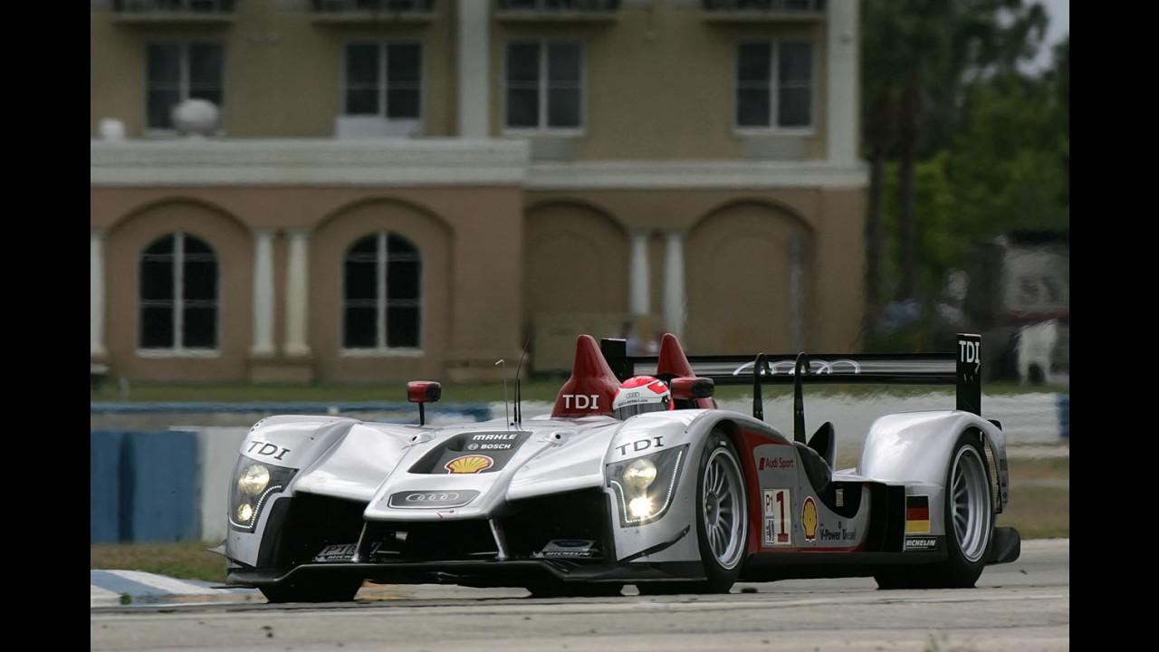 Audi R15: esordio vincente a Sebring
