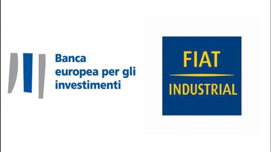 La Banca europea finanzia la ricerca Fiat