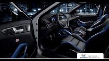 Hyundai Veloster Turbo facelift, le prime immagini