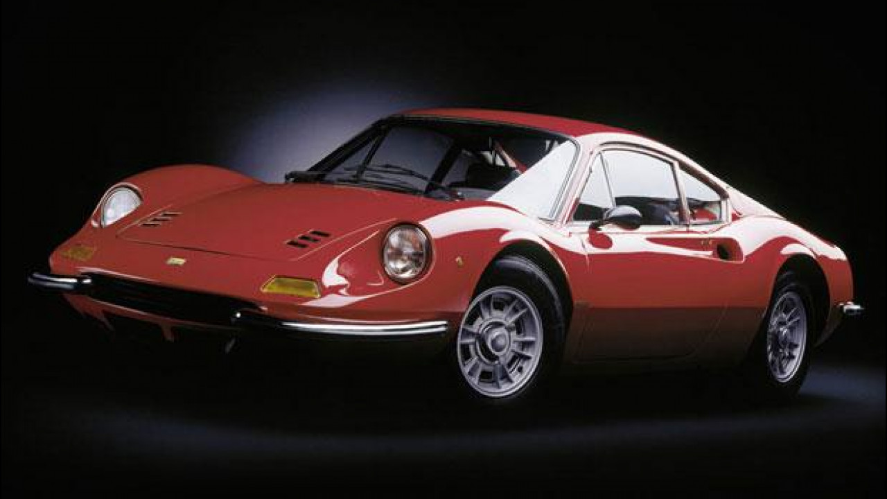 [Copertina] - Le auto più belle di Sergio Pininfarina