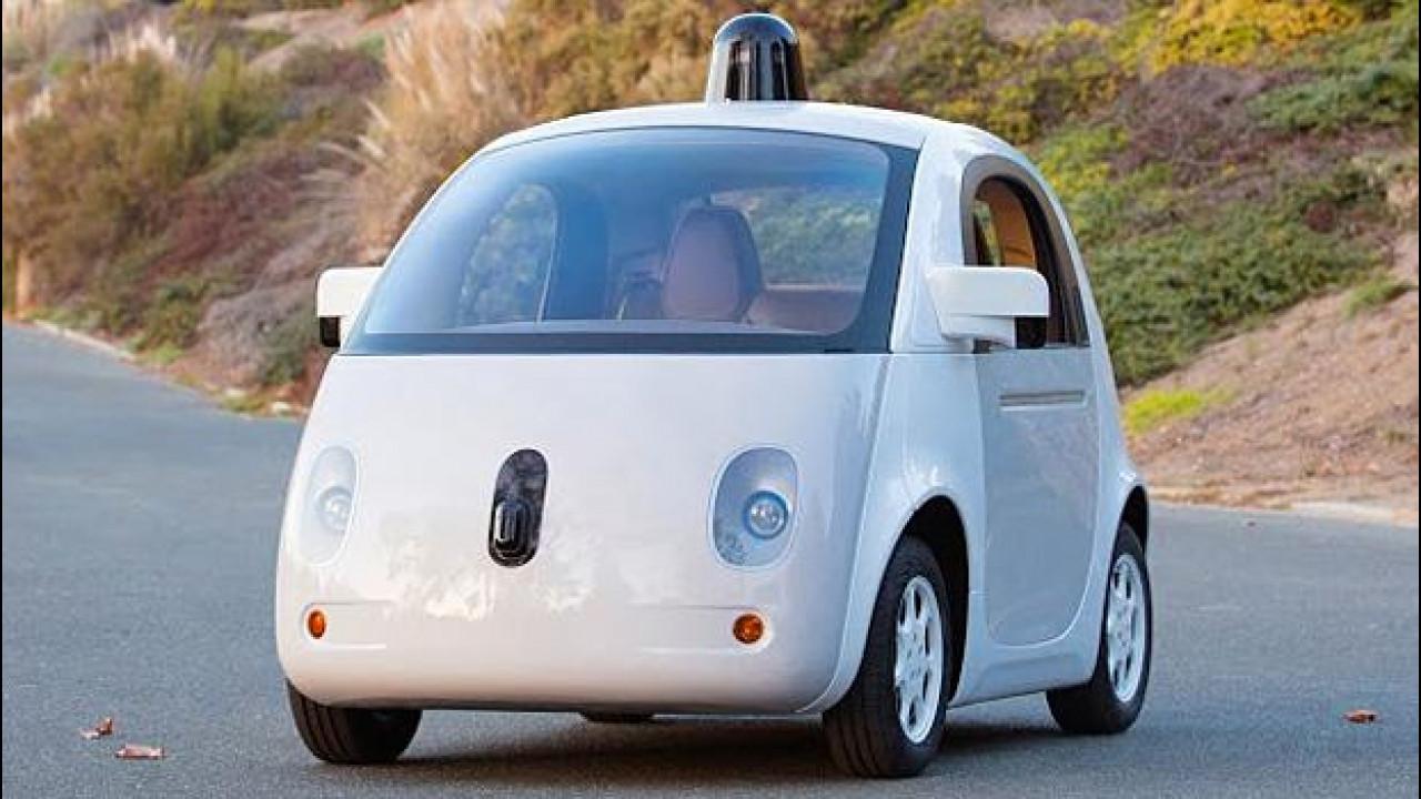 [Copertina] - Google Car, l'auto che guida sola è quasi di serie