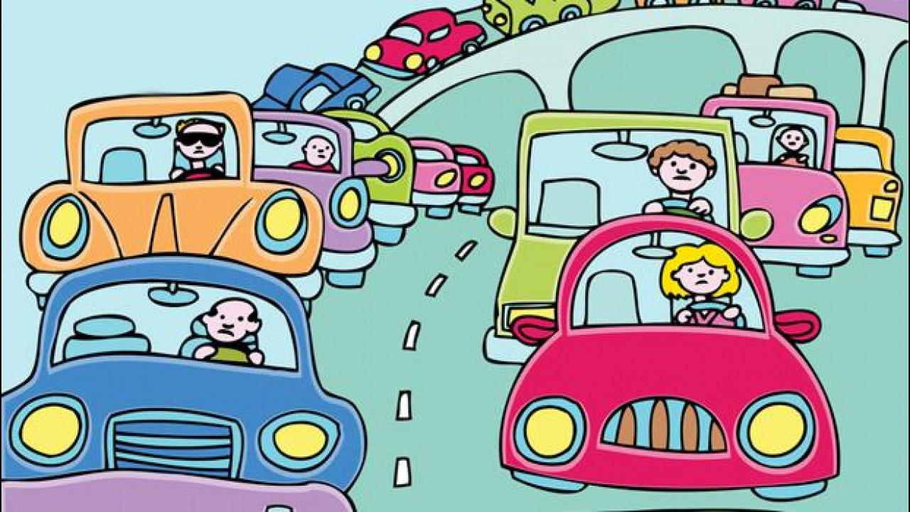 [Copertina] - In Italia c'è un'automobile ogni due abitanti