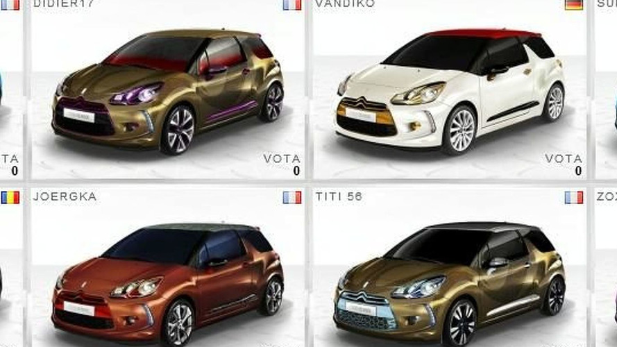Citroen Launches DS Inside Concept Car Configurator in Anticipation of DS3