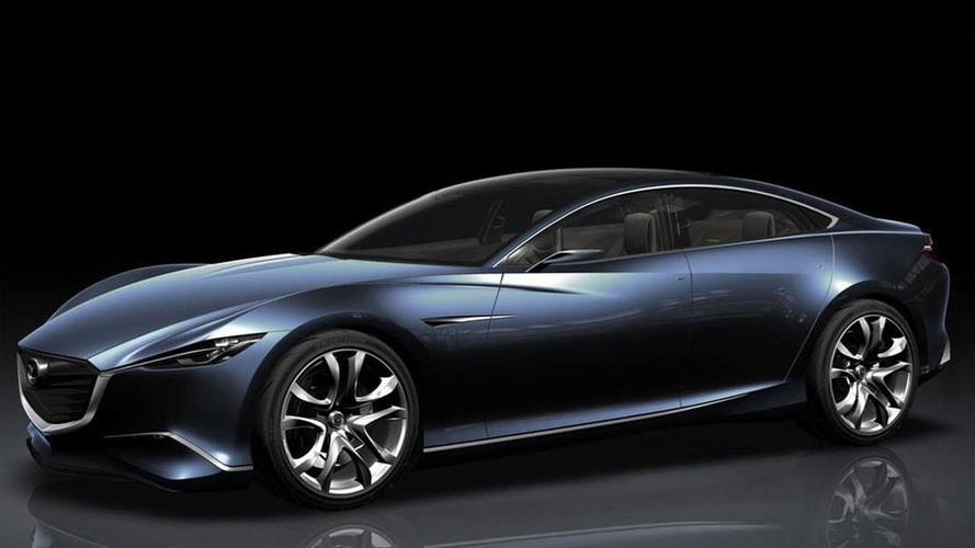 Mazda Shinari Concept revealed