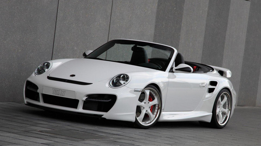 TechArt Aerodynamic Kit II for Porsche 911 Turbo