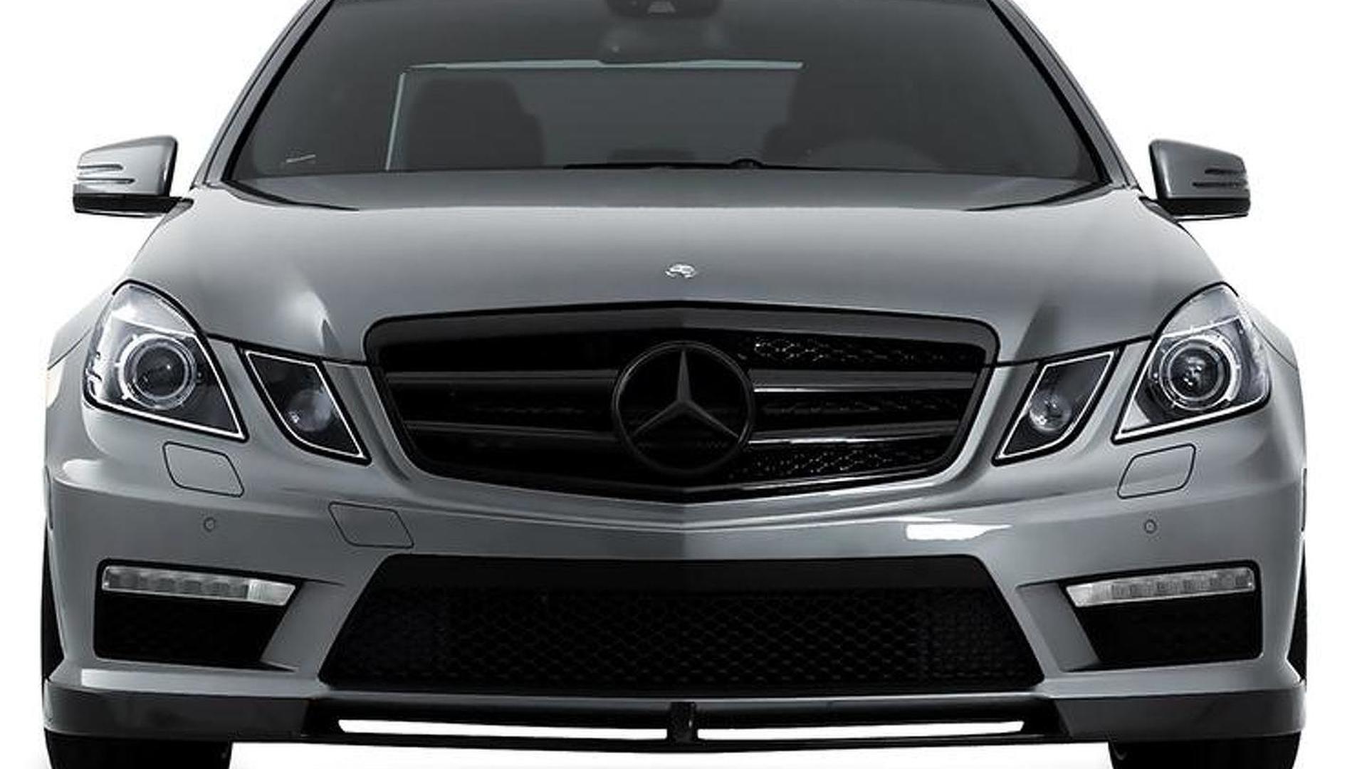2010 Mercedes Benz E63 AMG with Vorsteiner V6E Aero Package [Video]