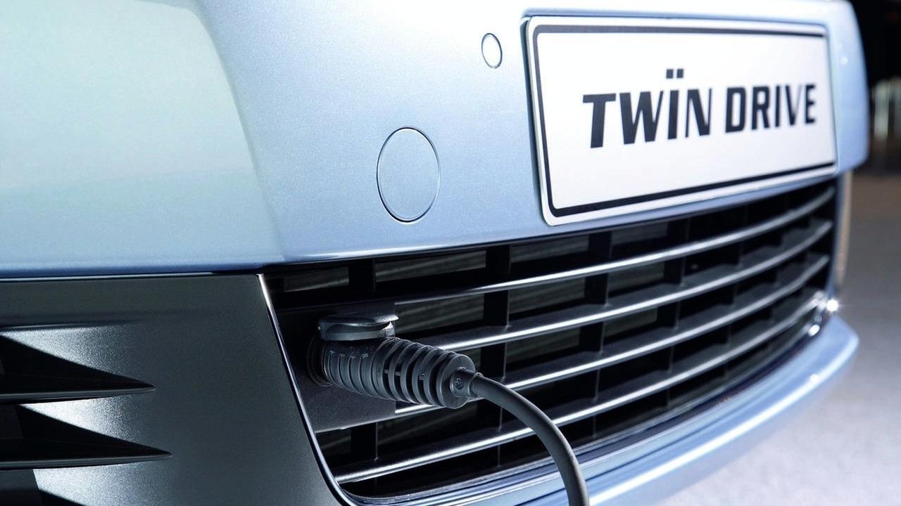 VW Golf VI TwinDrive prototype
