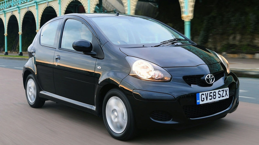 Toyota Aygo Revised for 2009
