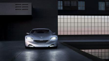 Elektromos sportautót visz Genfbe a Peugeot?
