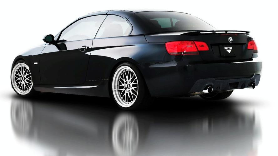 Vorsteiner V-MS Series for BMW E92/E93 Coupe M-Tech