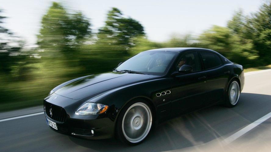 Maserati Quattroporte S And Sport Gt S By Novitec Tridente Tuned Up