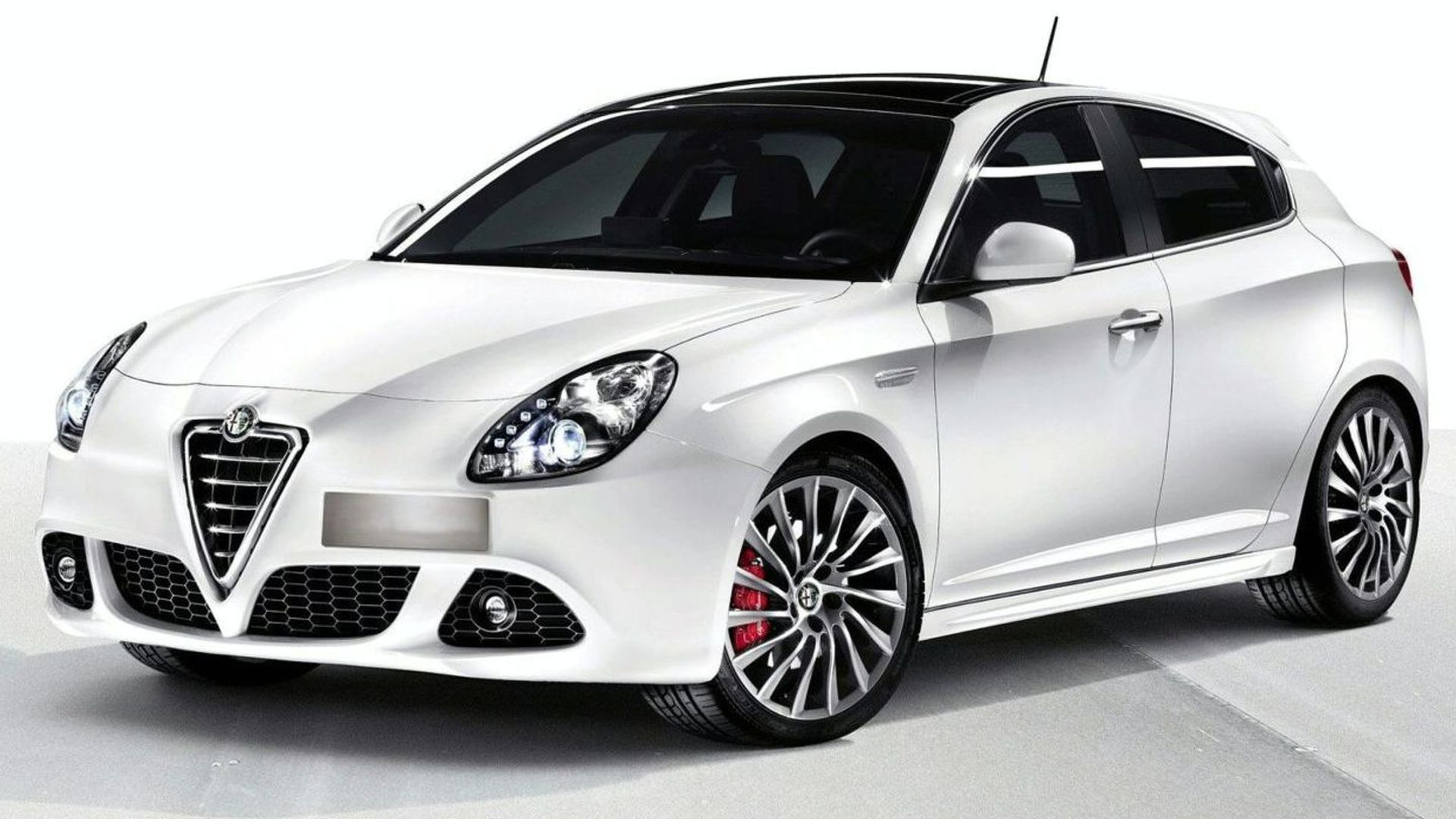 Alfa Romeo Giulietta >> Alfa Romeo Giulietta Revealed