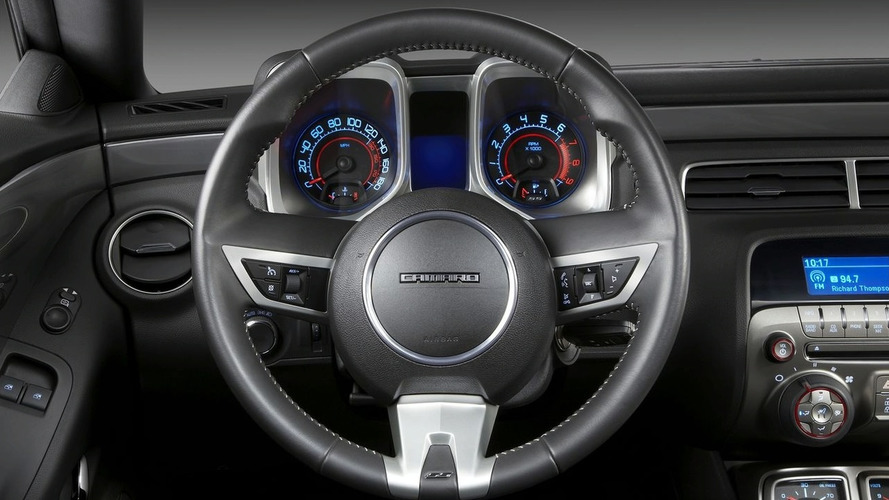 2010 Chevrolet Camaro Launched - Fuel Economy and Performance Figures Finally Released
