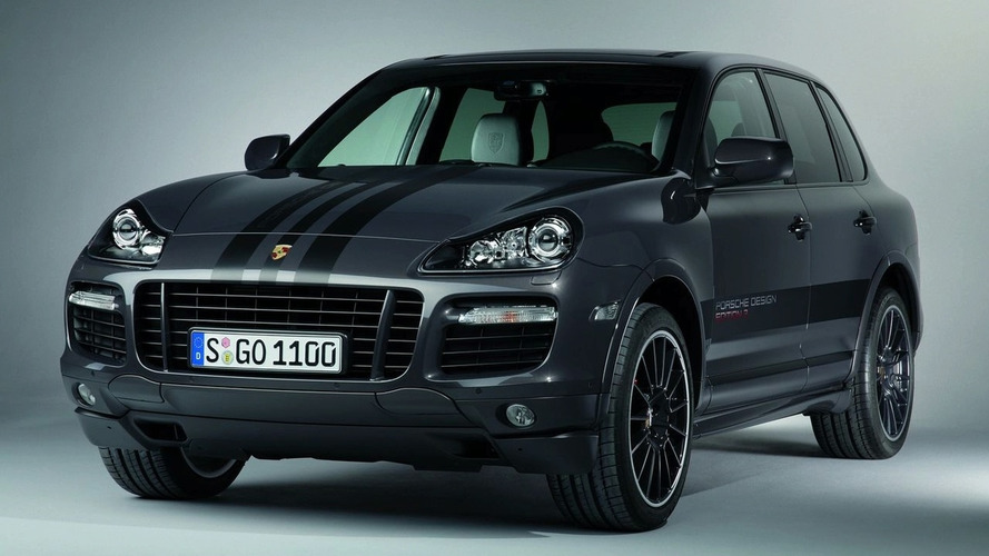 Porsche Cayenne GTS Porsche Design Edition 3 Revealed