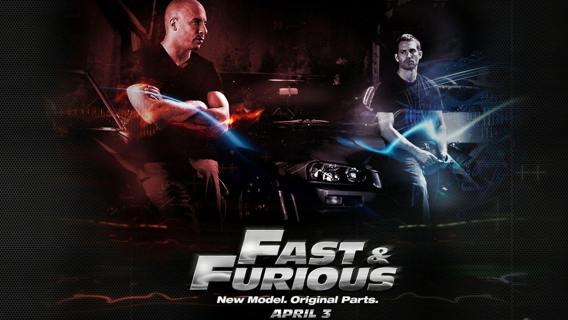 Fast Furious 4 Wallpaper Motor1 Com Photos