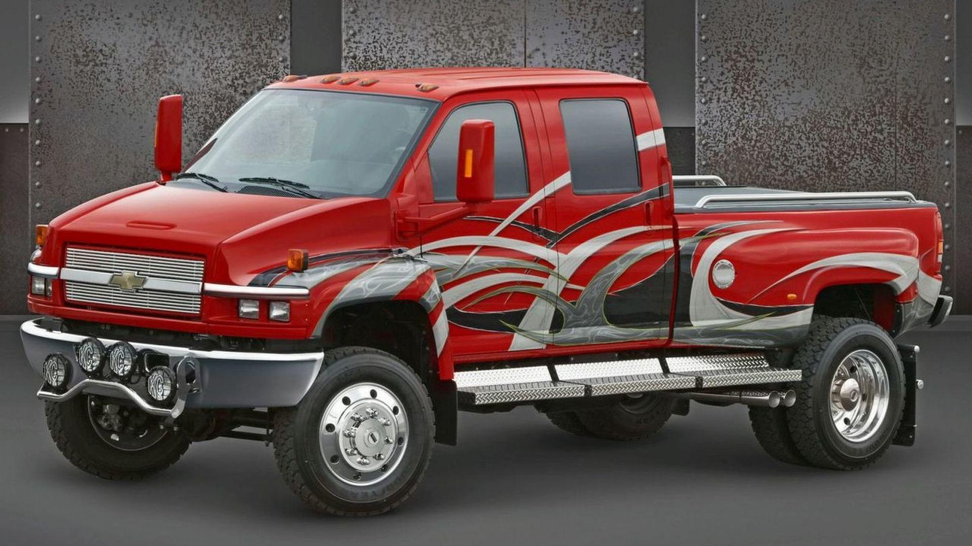 new chevrolet medium duty trucks