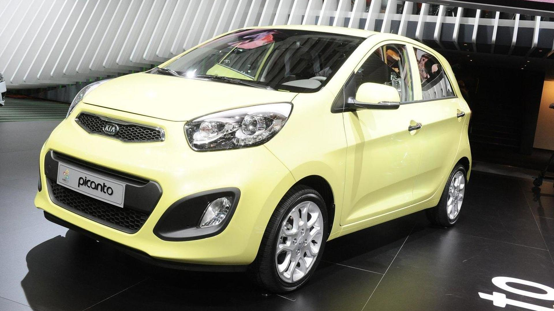 Beste 2013 Kia Picanto LPG to be revealed at Frankfurt Motor Show WP-03