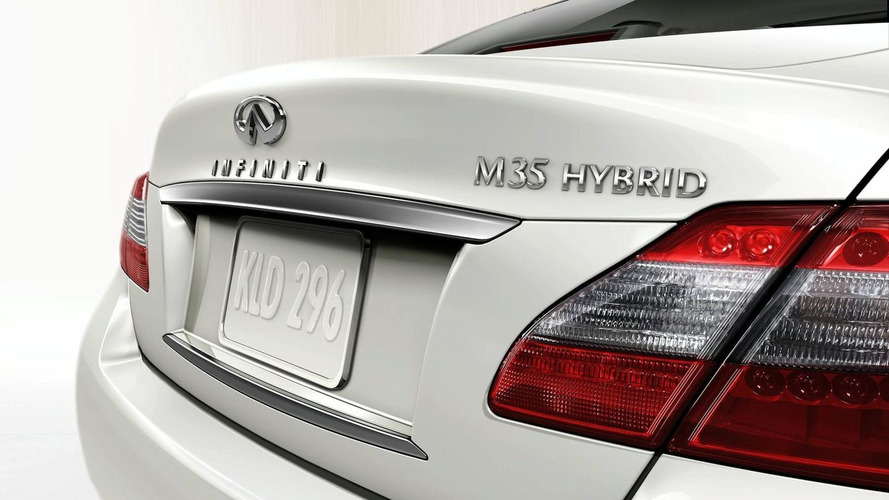 Infiniti Confirms M35 Hybrid Production