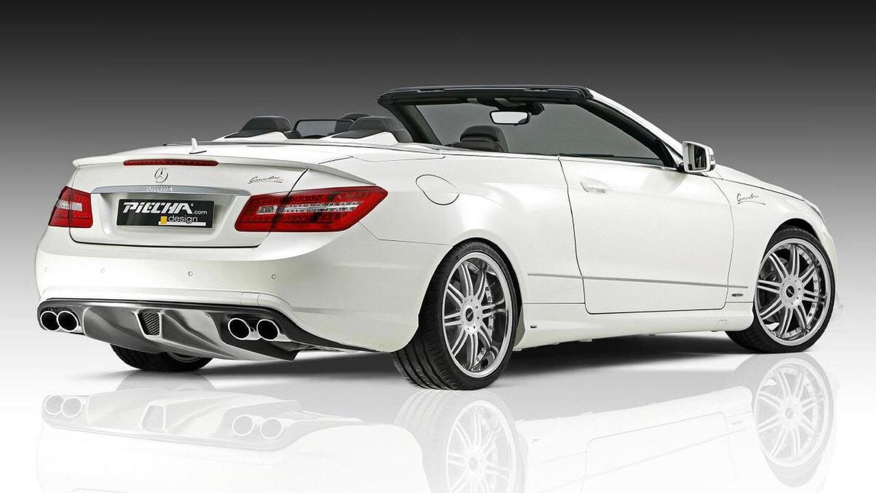 Mercedes E-Class Cabrio by Piecha Design