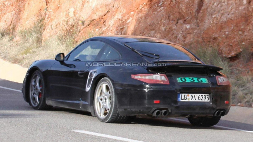 2012 Porsche 911 - Latest spy shots