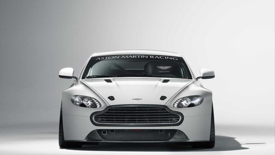 2011 Aston Martin GT4 unveiled