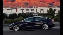 Tesla Model 3, le prime foto della versione di serie