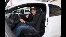 Toyota Yaris GRMN, la prova al Nurburgring