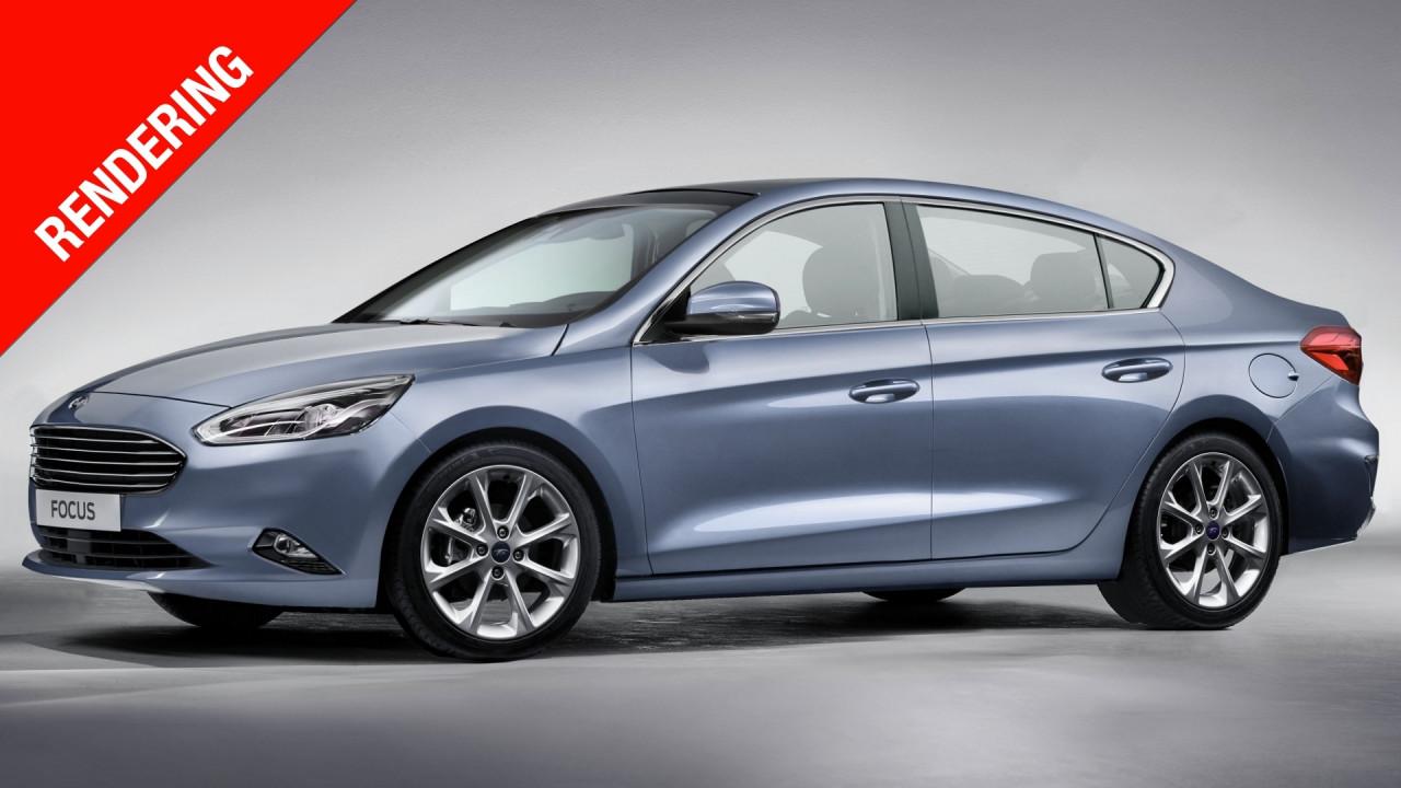 [Copertina] - Ford Focus Sedan, la nuova generazione ha linee più filanti