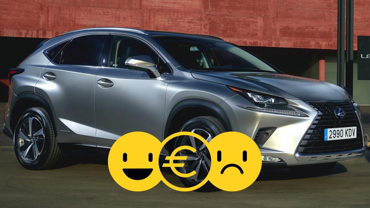 [Copertina] - Promozione Lexus NX Hybrid Executive, perché conviene e perché no