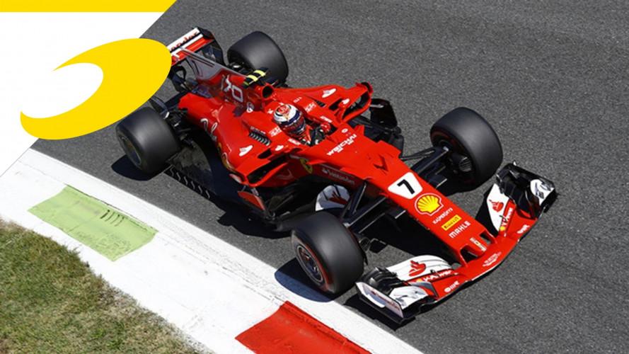 Ferrari, ecco perché la Rossa ha deluso sui rettilinei di Monza