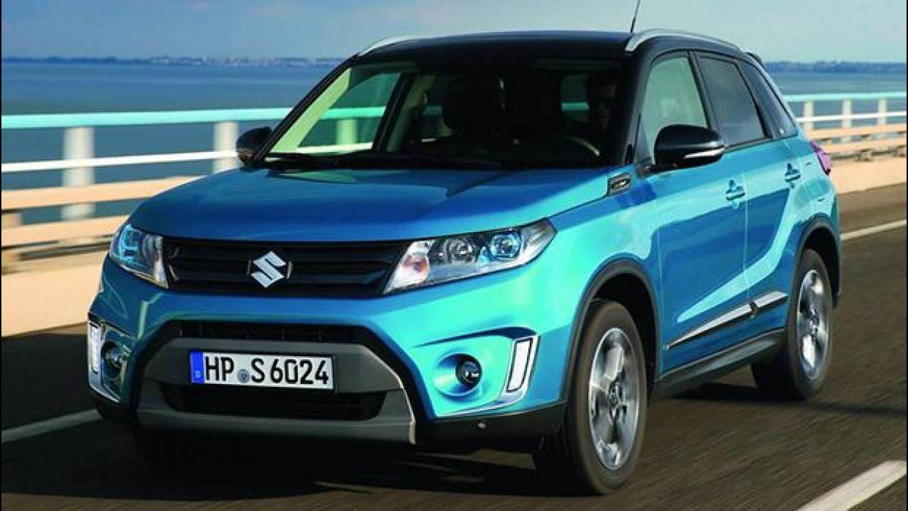 [Copertina] - Suzuki, la nuova Vitara inizia la scalata delle vendite in Italia