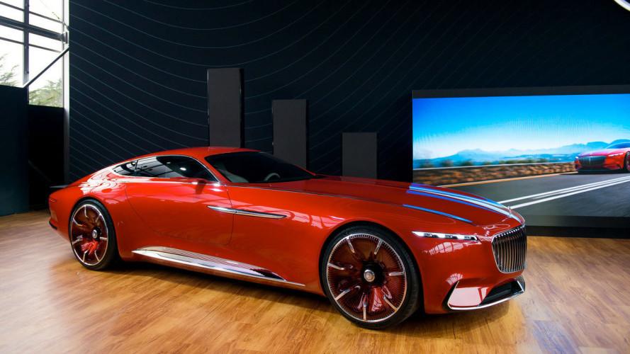 Mercedes, un concept super-lusso per Pebble Beach [VIDEO]