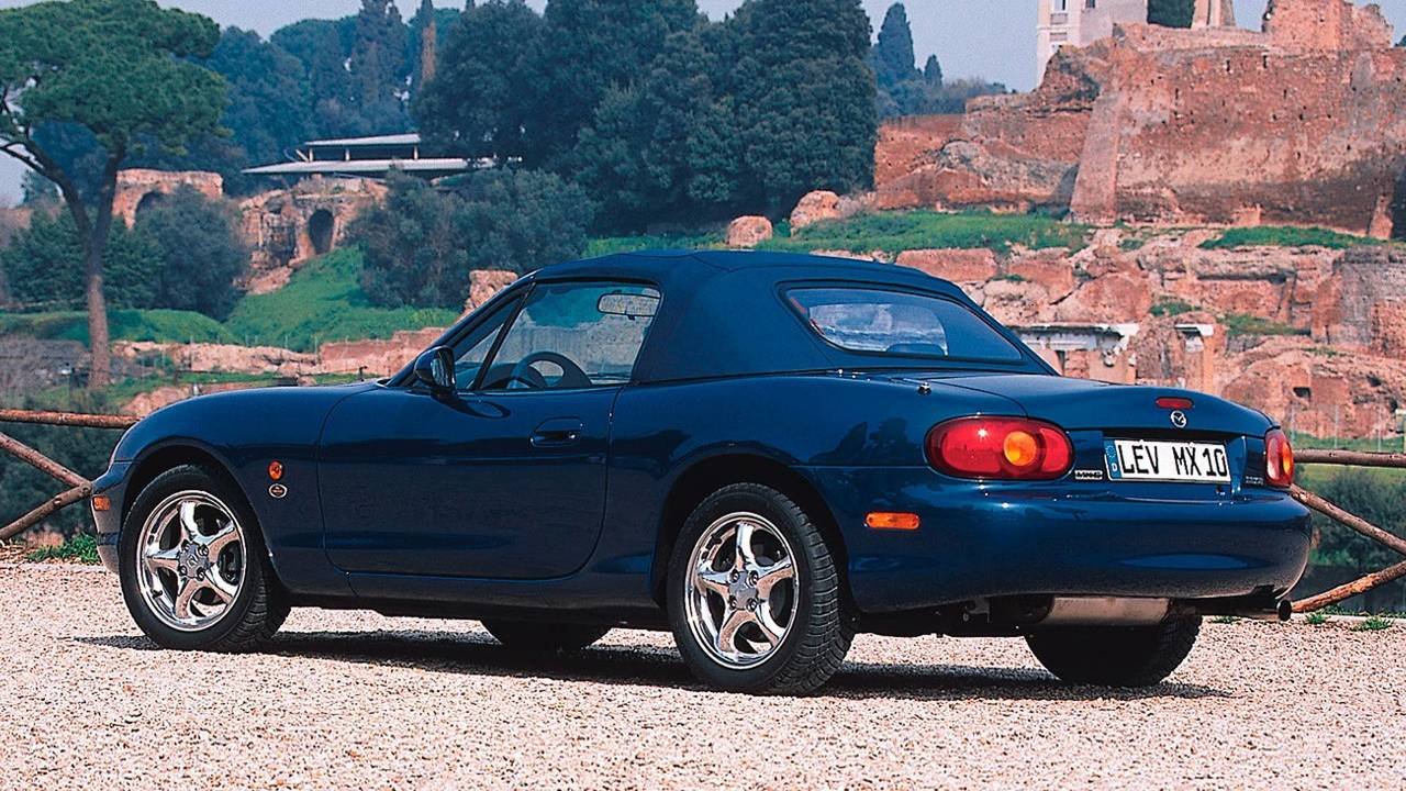Mazda MX-5 NB 10th Anniversary