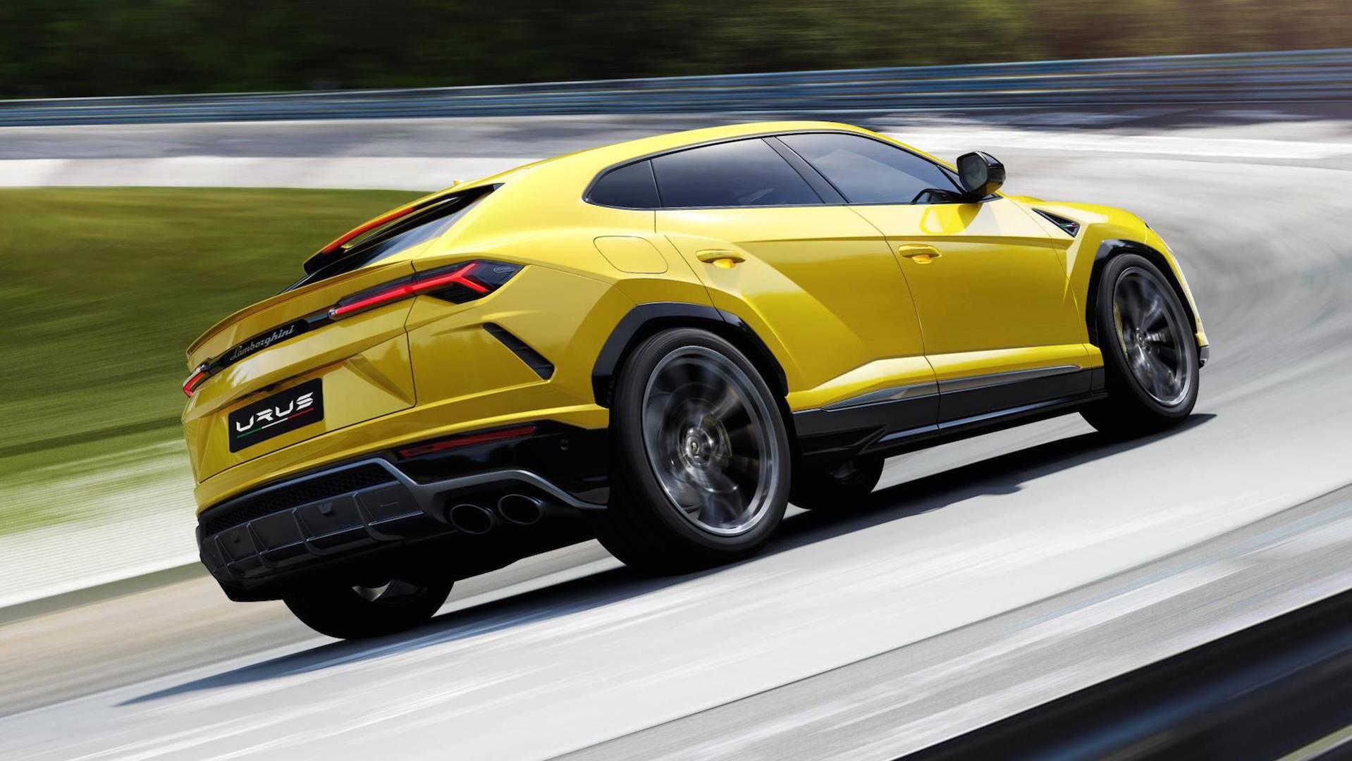 Le Lamborghini Urus Est Deja Un Succes Commercial
