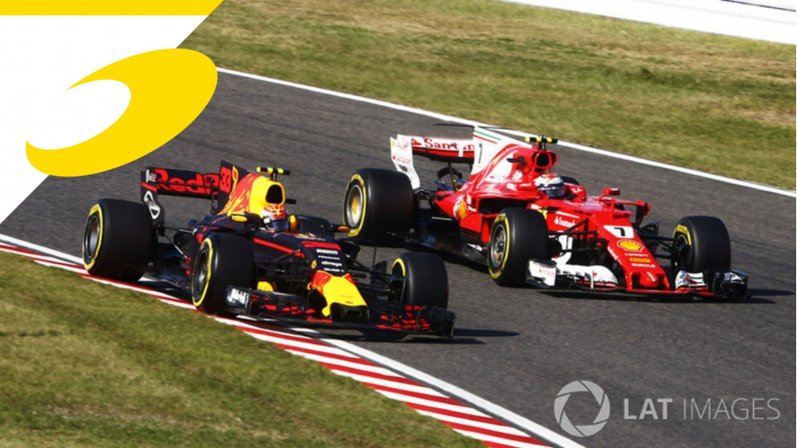 Formula 1, Ferrari: l'intervista a Raikkonen dopo il GP del Giappone