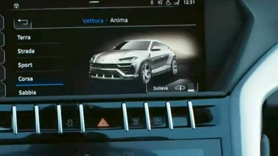 SUV da Lamborghini, Urus vai acelerar de 0 a 100 km/h em 3,7 segundos