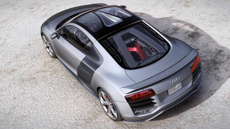 2008 Audi R8 V12 TDI: Concept We Forgot