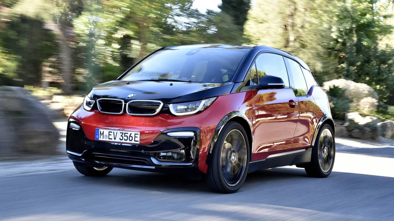 BMW i3s 2018: First Drive