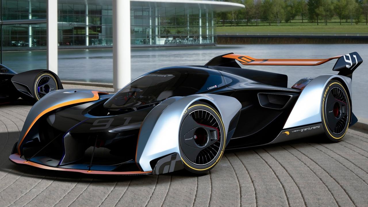[Copertina] - McLaren Ultimate Vision Gran Turismo, giocare con 1.150 CV