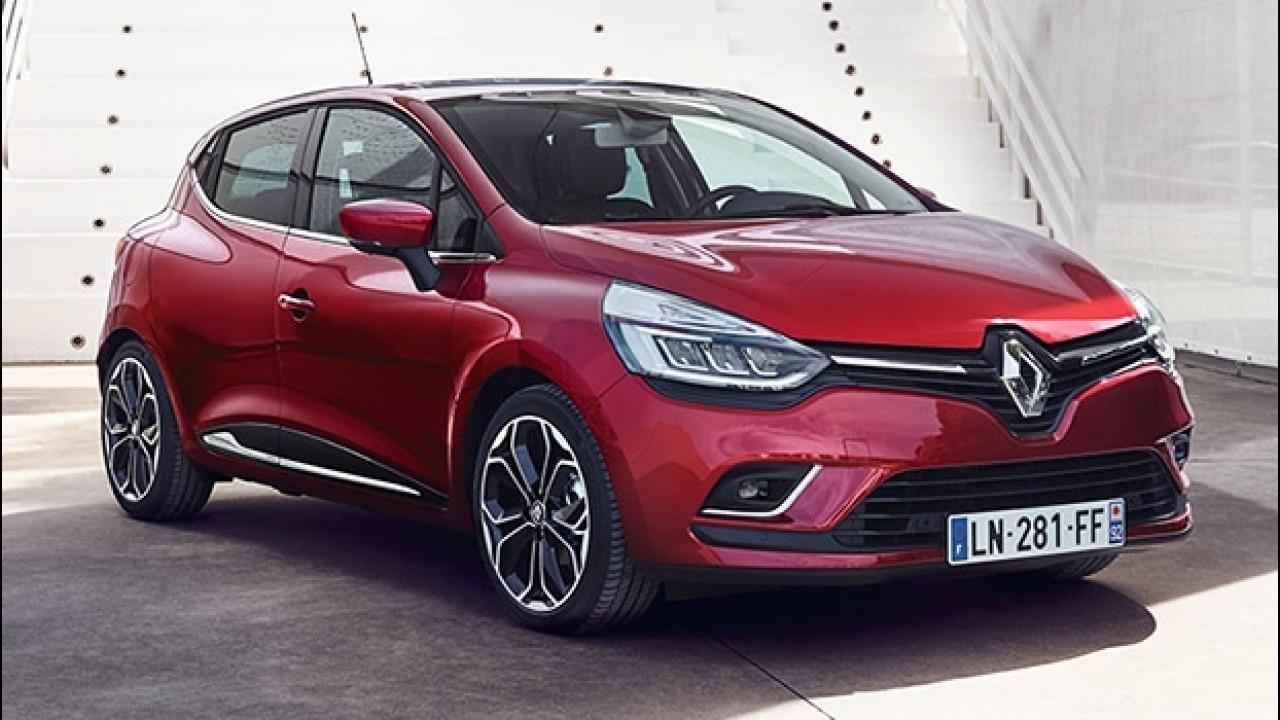 [Copertina] - Renault Clio, un restyling da guardare negli occhi
