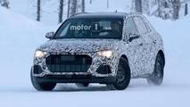 Audi Q3 Spy Photos