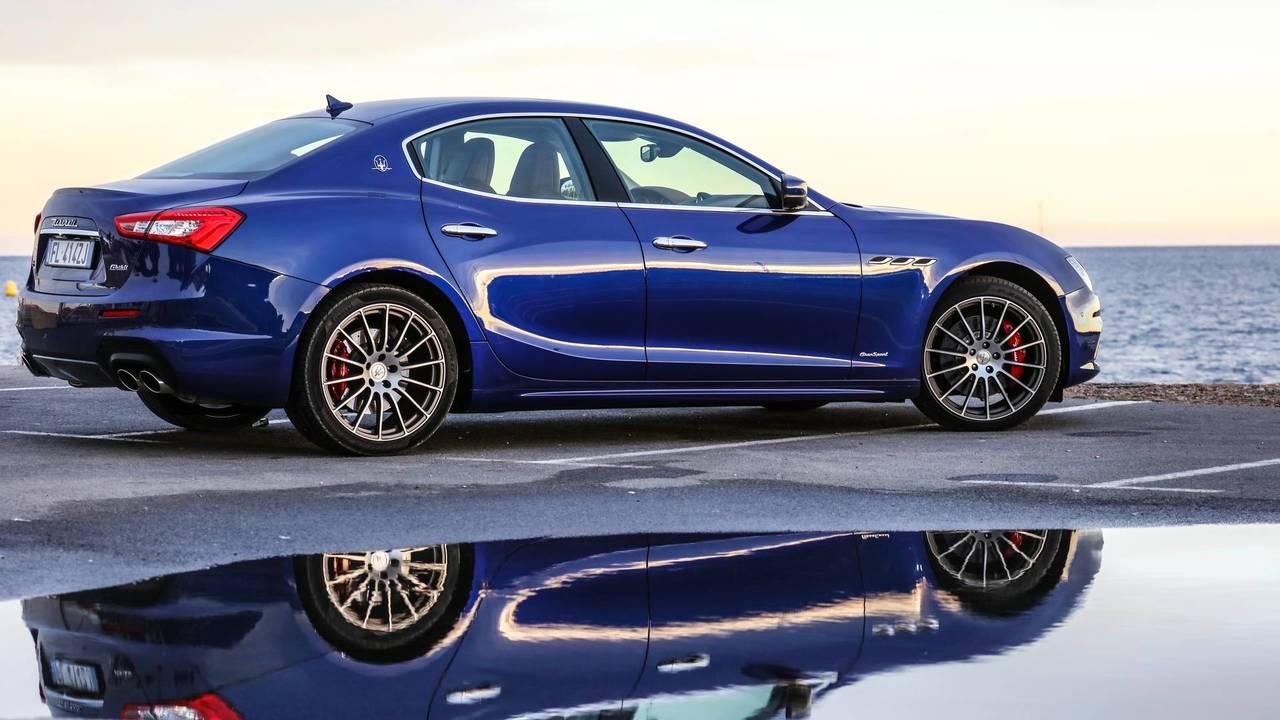 2018 Maserati Ghibli S Gransport First Drive Italian Charm