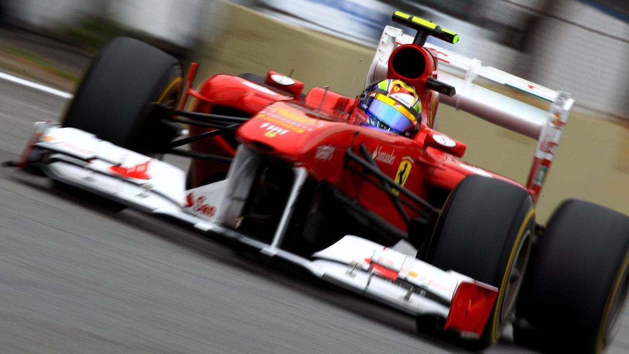 Felipe Massa 26.11.2011 Brazilian Grand Prix